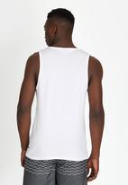Rip Curl - Contrast Pocket Tank White