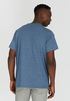 JEEP - One Up Printed T-Shirt Blue