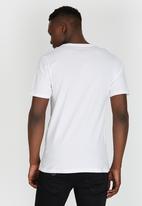 Quiksilver - Short Sleeve Fashion Tee White