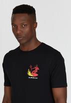 Quiksilver - Short Sleeve Fashion Tee Black