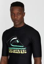 Quiksilver - Rash Vest Black