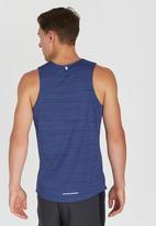 Nike - Dri-Fit Cool Miler Vest Mid Purple