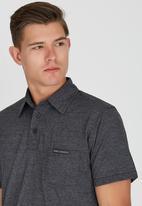 O'Neill - Pocket Golfer Black and Grey