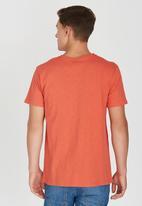 O'Neill - Spotless T-Shirt Orange