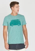 O'Neill - Short Sleeve T-Shirt Green