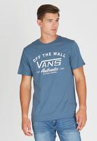 Vans - Dalton T-Shirt Blue