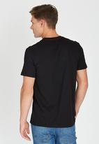 RVCA - Digi Motors T-Shirt Black