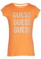 GUESS - 3 Guess Tee Orange