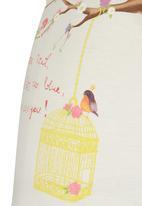 Soobe - Printed  Tee Milk