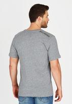 Billabong  - Originals Short Sleeve T-Shirt Grey
