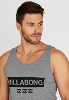 Billabong  - Tech Singlet Grey