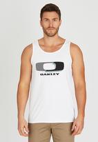 Oakley - MENS O DIMENSIONAL TANK White
