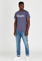Wrangler - Classic T-Shirt Blue