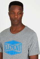 Element - The Sign Short-Sleeve T-Shirt Grey