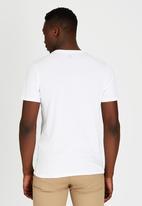 Ben Sherman - Short Sleeve T-Shirt White