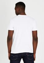 Ben Sherman - Short Sleeve T-Shirt White