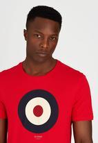 Ben Sherman - Short Sleeve T-Shirt Red