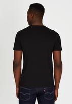 Ben Sherman - Short Sleeve T-Shirt Black
