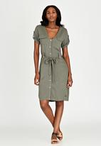 JEEP - Utility Dress Khaki Green