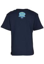 DC - Flagged  Tods  Tee Navy