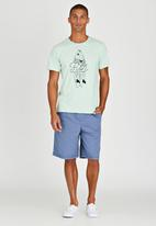 Lizzard - Waylon Short Sleeve T-Shirt Green