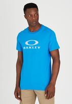 Oakley - MENS LUNAR ELLIPSE TEE Blue