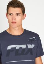 Fox - 11Th Hour T-Shirt Grey