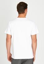 Fox - Broken Sky T-Shirt White
