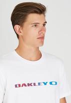 Oakley - MENS ORIGINAL TEE 2.0 White