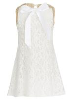 POP CANDY - Collared Dress White