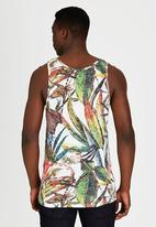 Only & Sons - Flo Tank Top White