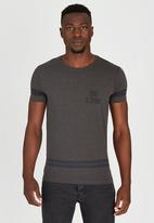 Urbanology - Eastern T-Shirt Dark Grey