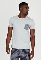 Rip Curl - Craft Pocket T-Shirt Grey