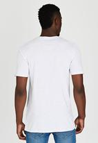 Quiksilver - Static T-Shirt White