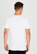 Only & Sons - Mickey T-shirt White