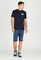 Vans - 50Th Reissue T-Shirt Navy