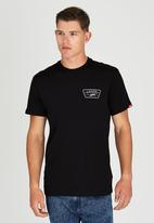 Vans - Reflective Full Patch T-Shirt Black