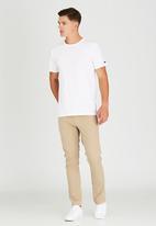 Lee  - No Brainer T-Shirt White