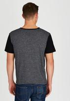 Lee  - Genuine T-Shirt Black