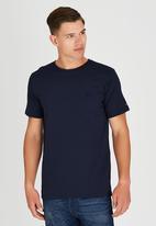 Lee  - No Brainer T-Shirt Navy