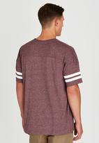 Element - Nevada Short Sleeve T-Shirt Red