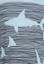 See-Saw - Printed Tee Blue