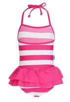 POP CANDY - Girls Printed  Swimsuit Pale Pink