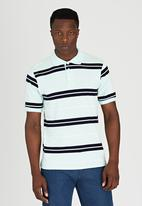 JCrew - Golf Shirt Mid Green
