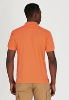 JCrew - Golf Shirt Orange