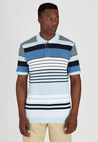JCrew - Golf Shirt Blue
