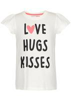 London Hub - T-shirt Assorted Cream