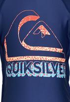 Quiksilver - Confused Rashvest Navy