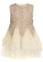 POP CANDY - Princess  Dress Neutral