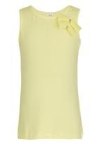 Soobe - Girls Vest Yellow